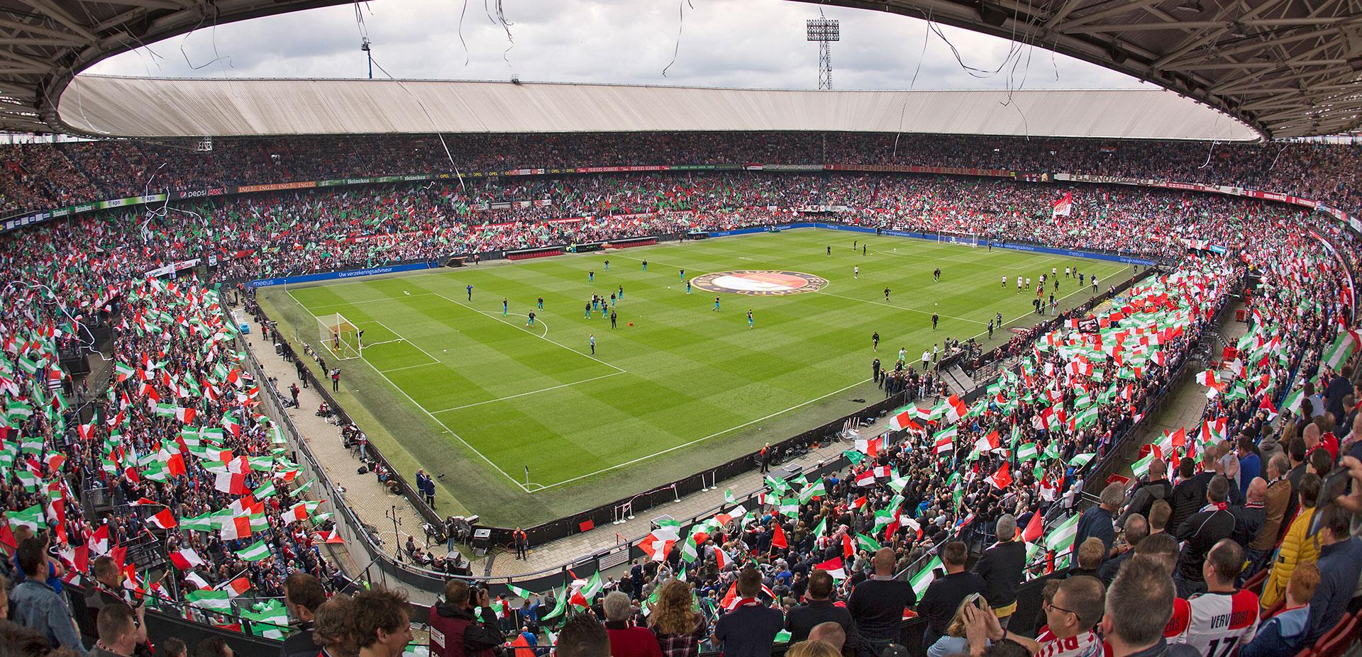 365 dagen relevant voor de trouwste supporters van Feyenoord
